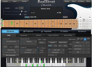 MusicLab RealStrat 3