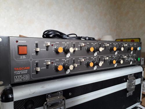 Tascam MX-80 (57412)