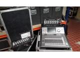 Roland Numérique M300 V-Mixer + 2 Digital Snake 1608