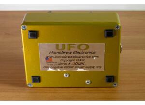 HomeBrew Electronics UFO Ultimate Fuzz Octave