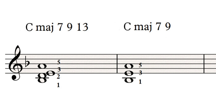 Piano voicings 5