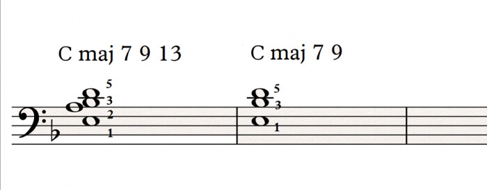 Piano voicings 4