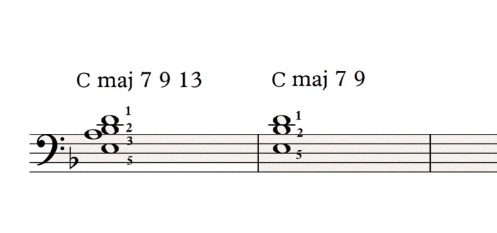 Piano voicings 2