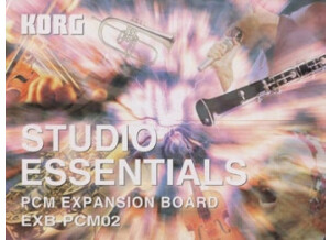 Korg Exb - Pcm02