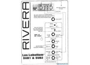 Rivera Los Lobottom SUB 2