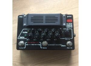 Correct Sound tube beta hybrid