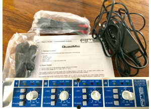 RME Audio QuadMic II (78431)