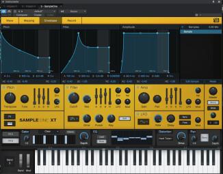 PreSonus Studio One 4 Professional : sampleonext