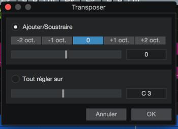 transposer