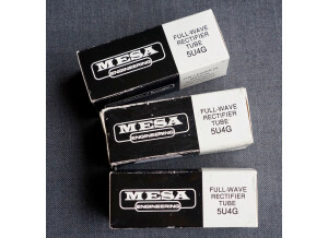 Mesa Boogie 5U4G
