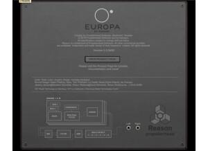 Reason Studios Europa