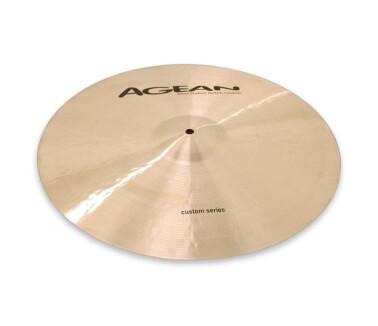"""Agean Cymbals Custom Crash 16"""""""