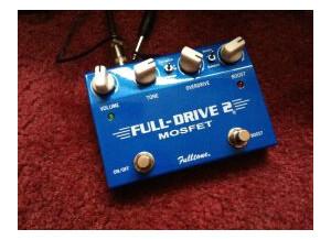 Fulltone Full-Drive 2 Mosfet (82405)