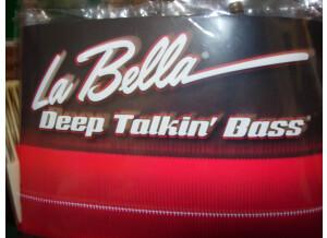 La Bella Black Nylon Tape