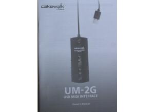 Cakewalk UM-2G