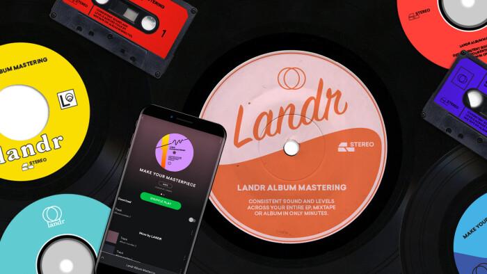 landr album mastering 1920x1080