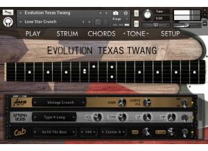 Orange Tree Samples Evolution Texas Twang
