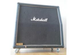 4x12 Marshall JCM800 années 80 d'origine + housse