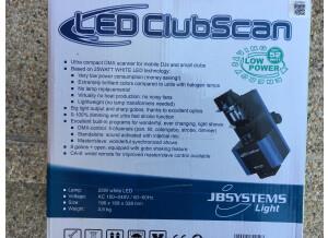 JB Systems Led ClubScan