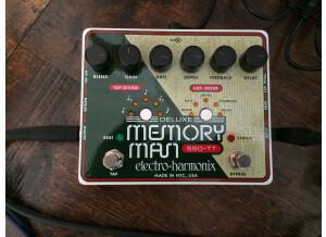 Electro-Harmonix Deluxe Memory Man 550-TT (32778)