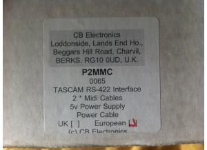 Tascam TDIF-1EX (7513)