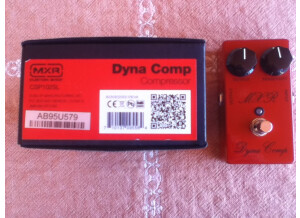 MXR CSP102SL Script Dyna Comp Compressor