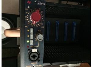 AMS-Neve 1073LB Mono Mic Preamp module (12458)