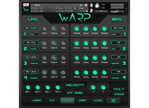 Ecliptiq Audio Warp