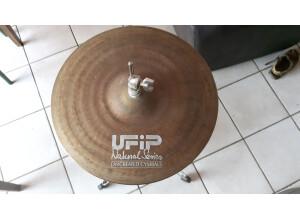 """UFIP Natural Hi-Hat Medium 14"""""""