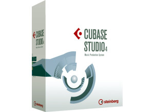 Steinberg Cubase Studio 4 (4353)