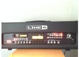 Line 6 vetta II HD + baffle 4x12 Line 6 + FBV Longboard + case tete et pedalier
