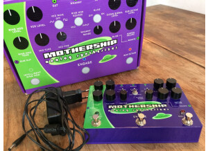 Pigtronix MGS Mothership Guitar Synthesizer