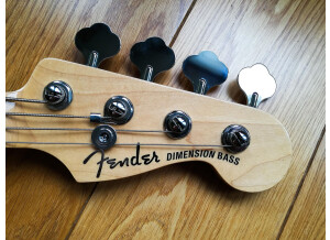 Fender American Deluxe Dimension Bass IV