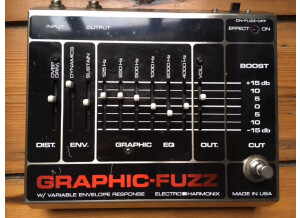 Electro-Harmonix Graphic Fuzz (50564)