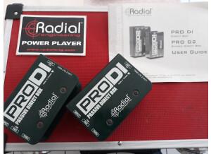 Radial Engineering ProDI (60761)