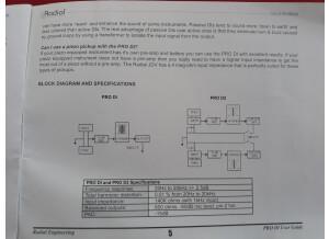Radial Engineering ProDI (66304)