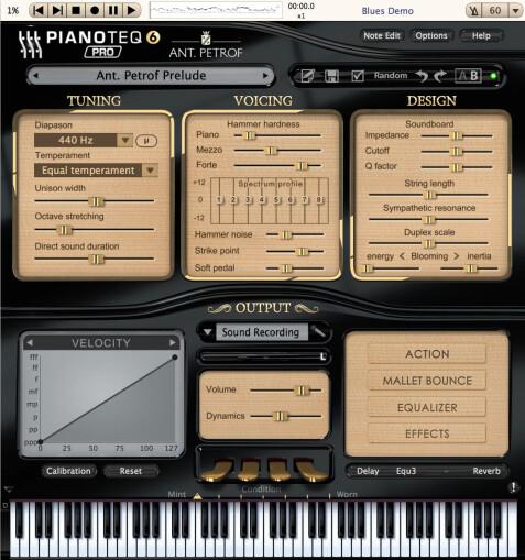 Modartt Pianoteq Pro 6 : pianoteq-ui-antpetrof