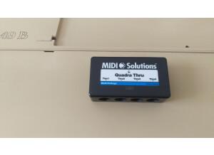 Behringer MICROMIX MX400 (56693)