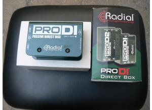 Radial ProDi à plat