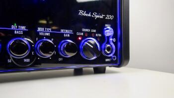 Hughes & Kettner Black Spirit 200 : Hughes & Kettner Black Spirit 200 - 3
