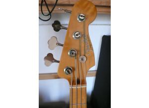 Fender Classic '50s Precision Bass Lacquer