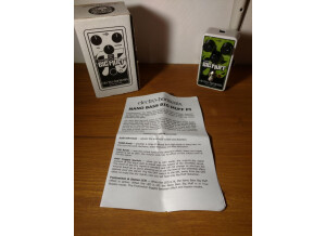 Electro-Harmonix Nano Bass Big Muff Pi (61032)