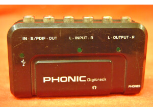 Phonic DigiTrack (72868)