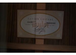 Taylor  410ce (19872)
