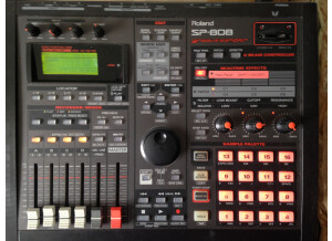 Roland OP-1 for SP-808