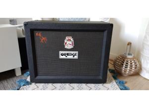 Orange #4 Jim Root PPC212 Speaker Cabinet (59553)