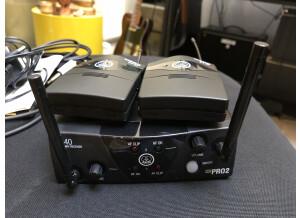 AKG WMS 40 Mini2 Instumental Set Dual
