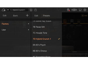 Positive Grid BIAS FX Mobile Universal
