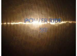 Paiste 2000 Ride 20''