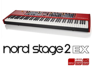 Clavia Nord Stage 2 EX 88 (71152)